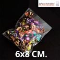 Bolsa de Plástico Transparente Polipropileno 5.5x30 cm