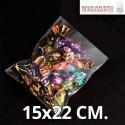 Bolsas de Plastico Transparentes Polipropileno 15x22 cm