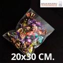 Bolsas de Plastico Transparentes Polipropileno 20x30 cm