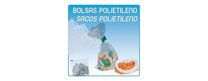 Bolsas de plastico transparentes polietileno