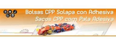 CPP Solapa Adhesiva